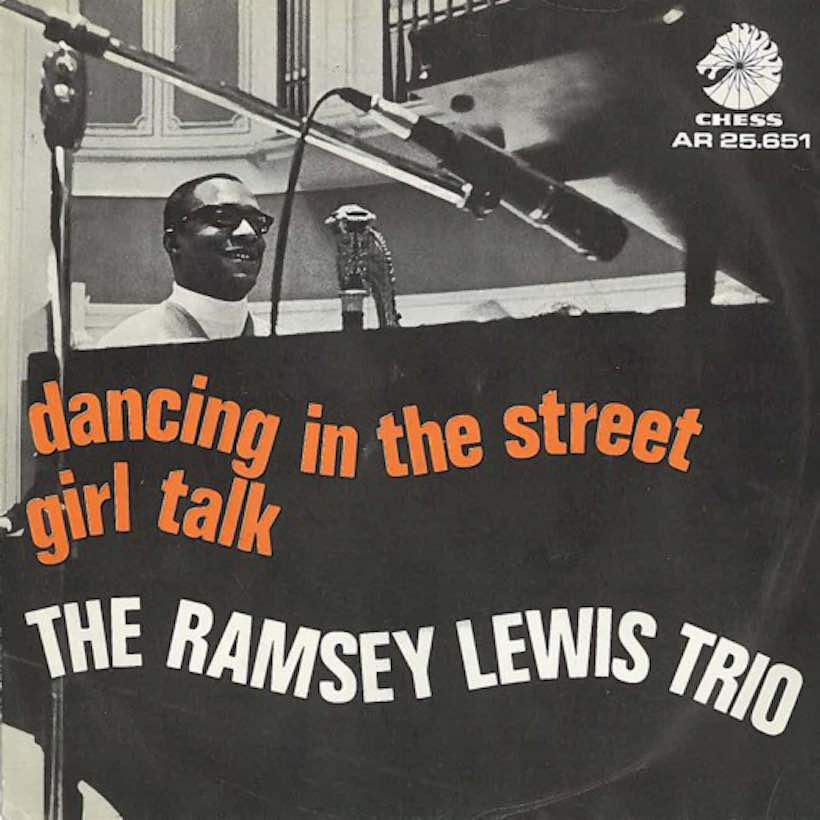 A Brand New Beat: Ramsey Lewis Reinhabits 'Dancing In The Street'