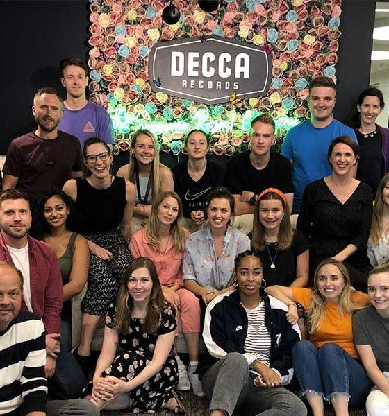 Decca Records photo - Three Peaks Decca Bursary