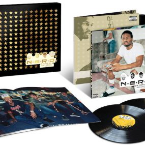 N.E.R.D In Search Of Deluxe 4LP Box