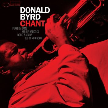 Donald Byrd Chant album cover 820