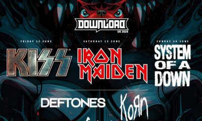 KISS Iron Maiden Confirmed Download 2020