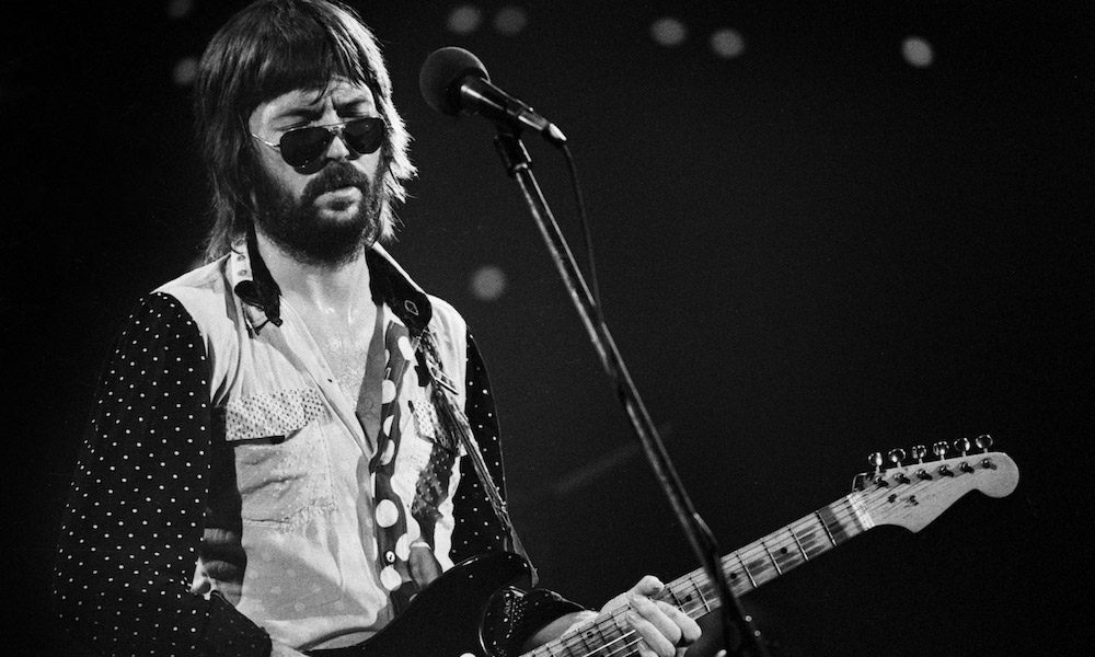 Eric Clapton photo: Gijsbert Hanekroot/Redferns