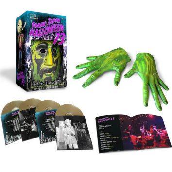 Frank Zappa Halloween 73 packshot