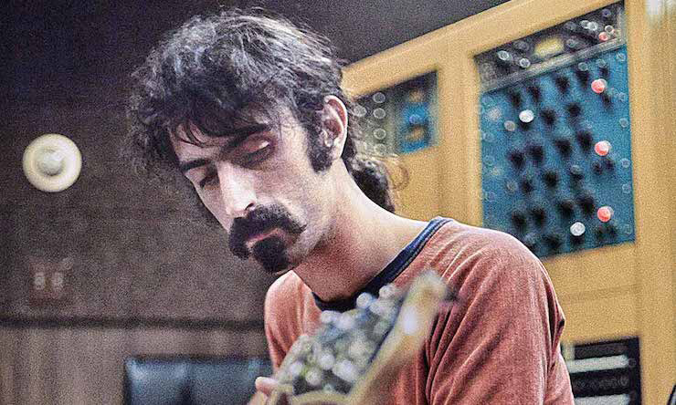 Frank Zappa Hot Rats Sessions