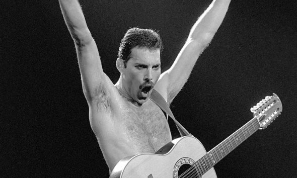 Freddie Mercury Press Image 3 Photograph by Neal Preston COPYRIGHT Queen Productions Ltd