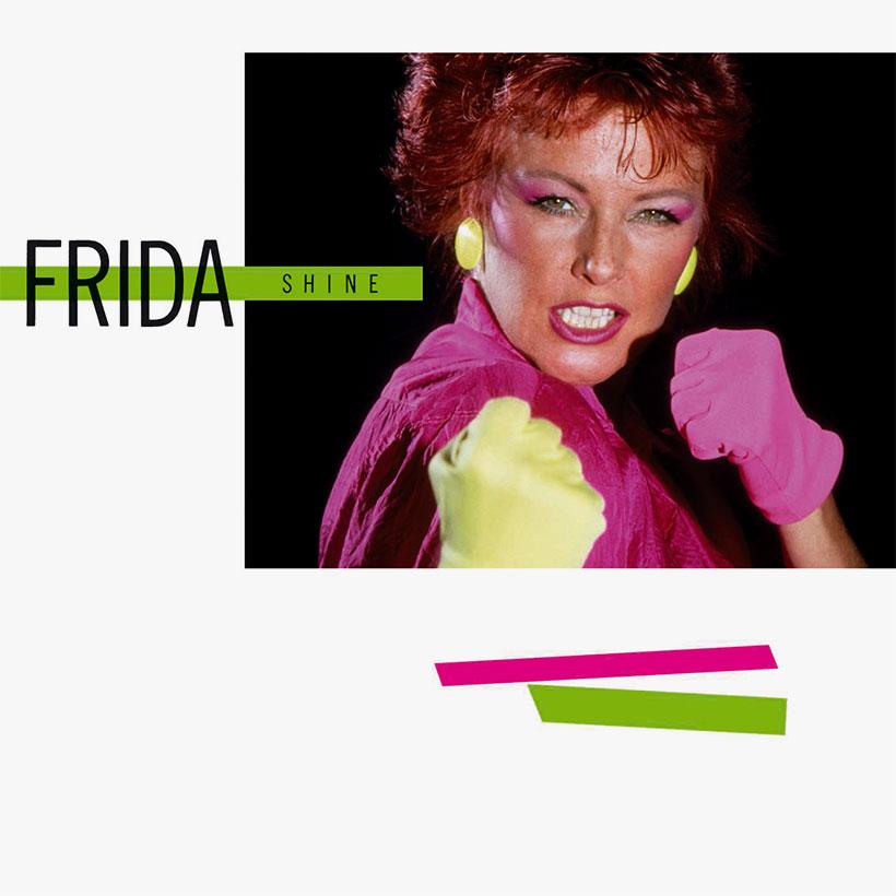 Frida Shine Album cover resized 820 brightness