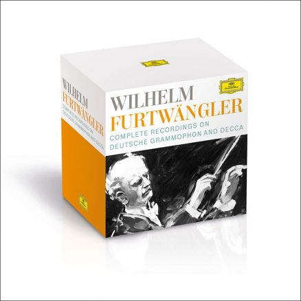Wilhelm Furtwangler Complete Recordings cover
