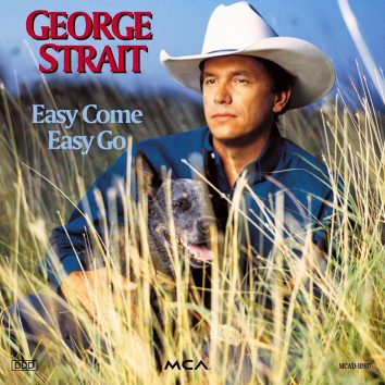 George Strait Easy Come Easy Go album cover 820