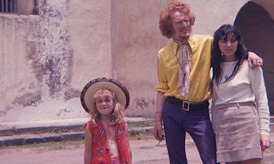 Ginger Baker family courtesy Nettie Baker