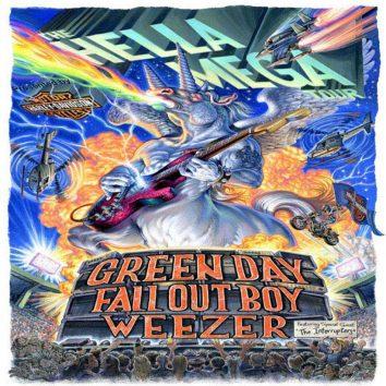 Weezer Fall Out Boy Hella Mega Tour 2020