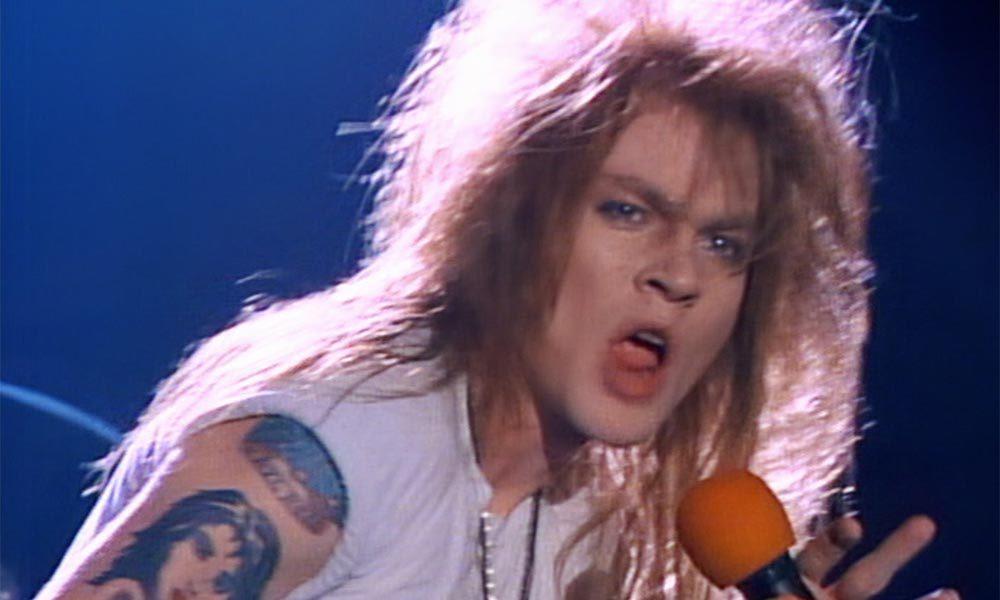 Guns N Roses Welcome To The Jungle screengrab 1000