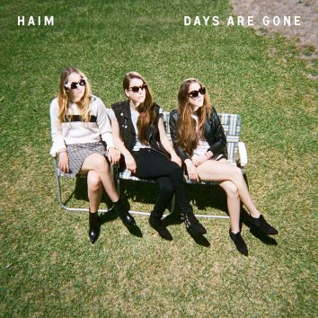 Haim Days Are Gone album cover 820