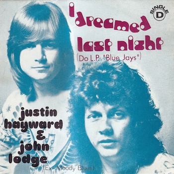 I Dreamed Last Night Blue Jays