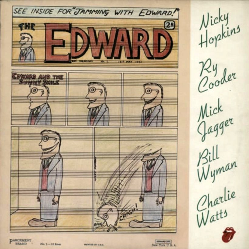 Jamming With Edward - Nicky Hopkins