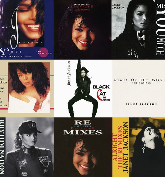 Rhythm Nation 1814: The Remixes
