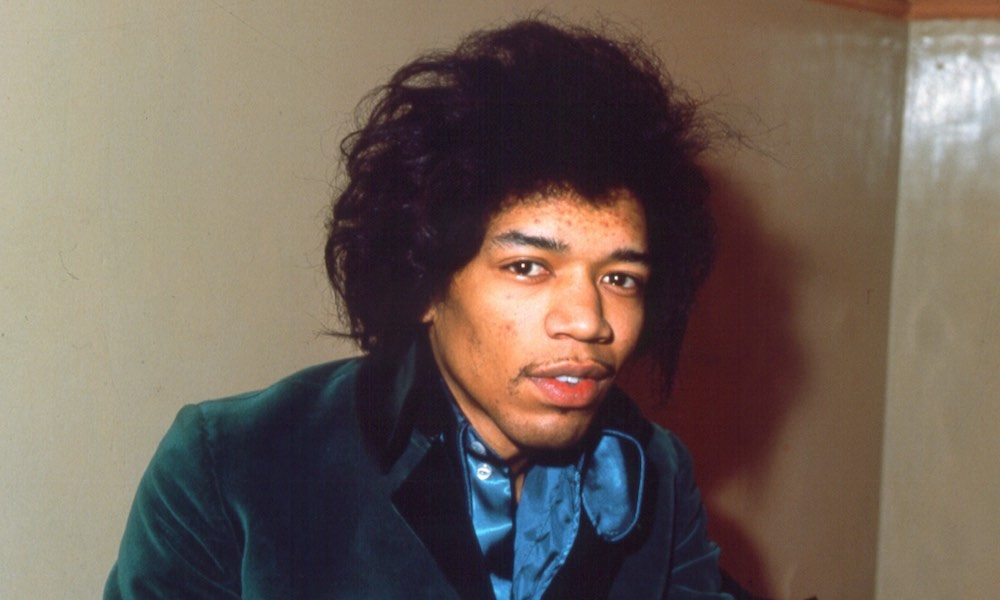 Jimi Hendrix photo: Cyrus Andrews/Michael Ochs Archives/Getty Images