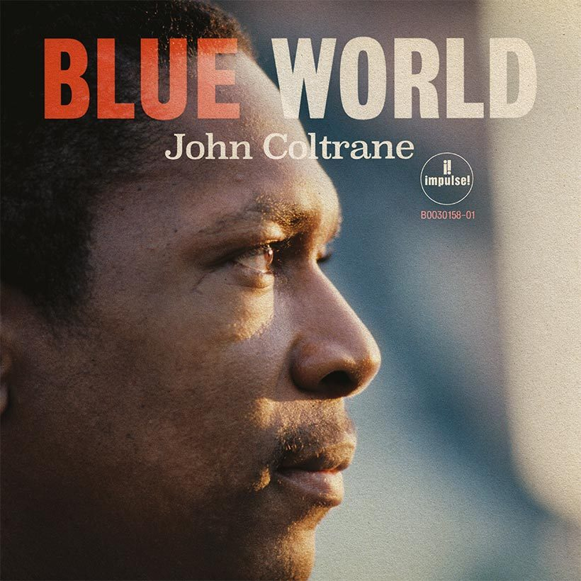 John Coltrane Blue World album cover 820