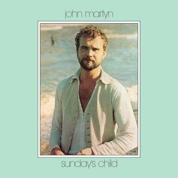 John Martyn Sunday's Child album cover 820