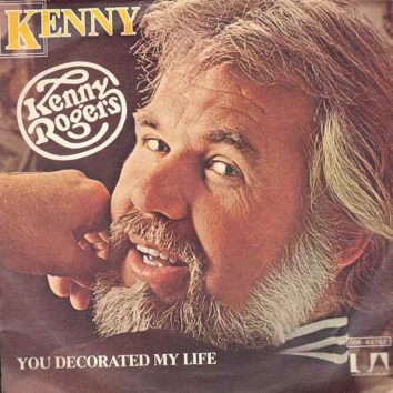 Kenny Rogers You Decorated My Life