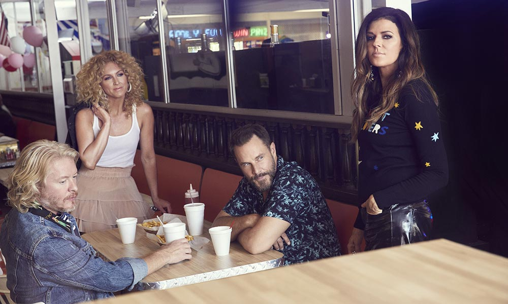 Little Big Town Over Drinking 2019 Photo Credit Williams & Hirakawa 1000