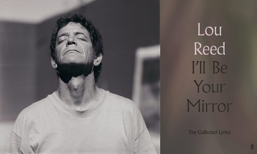 Lou Reed's Lyric Book Reissued With Intros By Laurie Anderson And Martin Scorsese