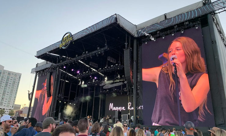 Maggie Rogers Life Is Beautiful