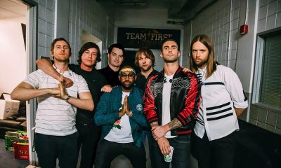 Maroon 5 Memories 2019 press shot
