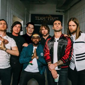 Maroon 5 South American Tour