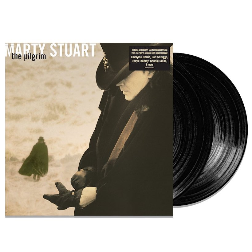 Marty Stuart The Pilgrim vinyl