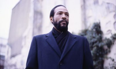 Marvin Gaye Archive Shot