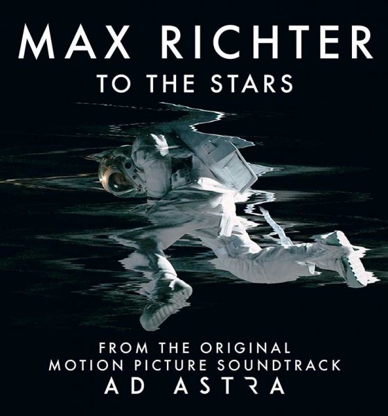 Max Richter To The Stars from Ad Astra cover