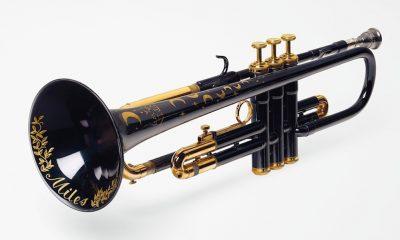 Miles Davis Trumpet Auction