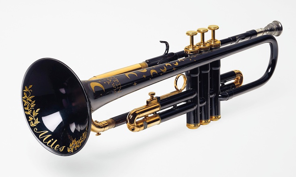 Miles Davis Trumpet Auction