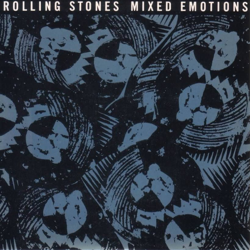 Mixed Emotions Rolling Stones