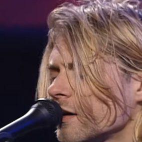 Kurt Cobain Kurt Was Here Clothing Collection