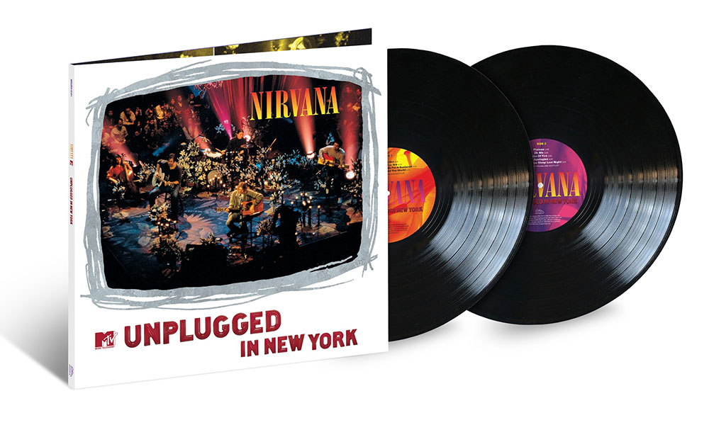 Nirvana Unplugged New York 2LP