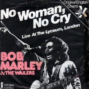 No Woman No Cry Bob Marley