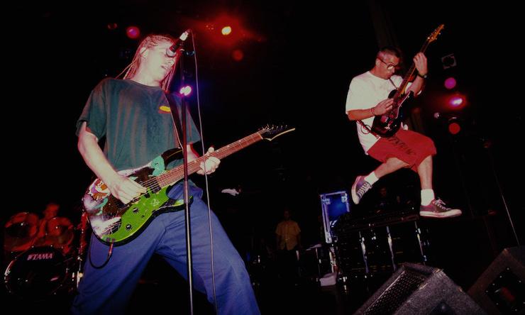 Offspring Skate Punk