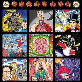 Pearl Jam Backspacer