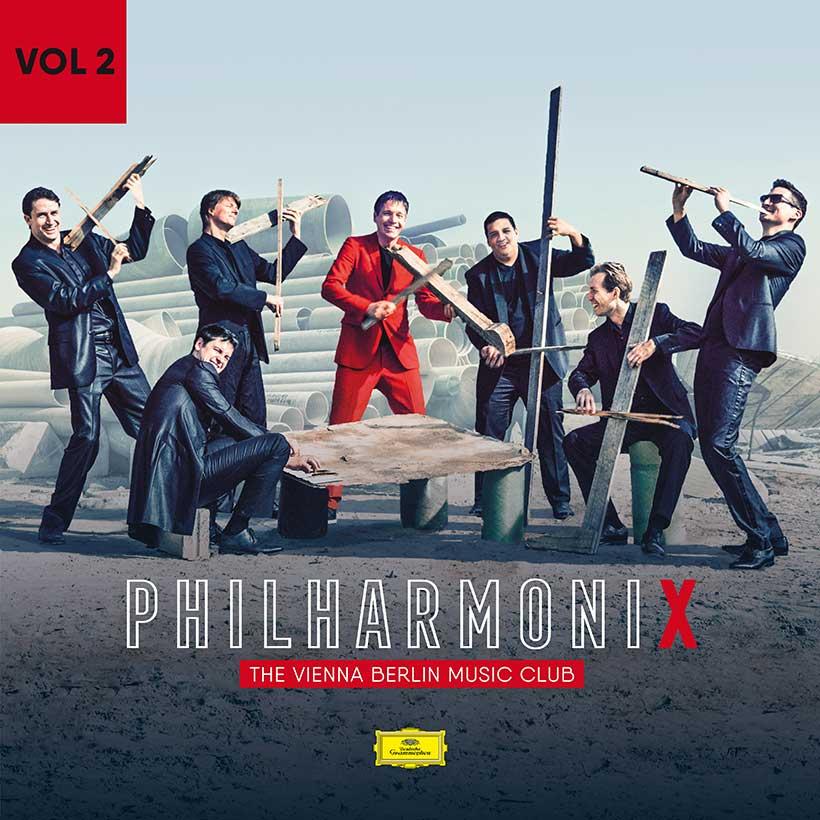 Philharmonix Vienna Berlin Music Club cover
