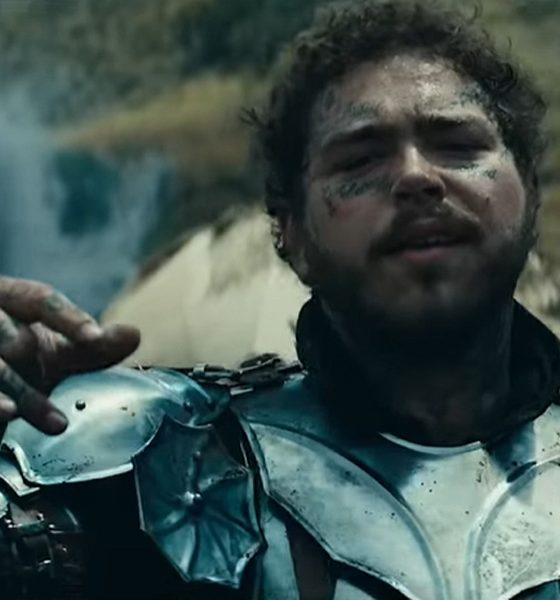 Post Malone Medieval Video Circles