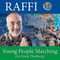 Watch The Video For Raffi's 'Young People Marching (For Greta Thunberg)'