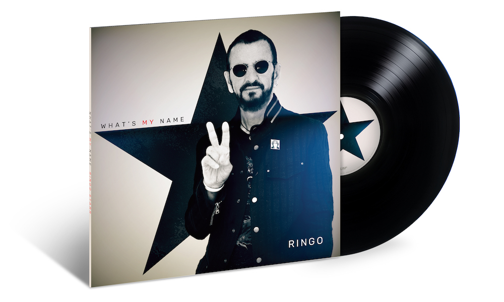 Ringo Starr Whats My Name packshot
