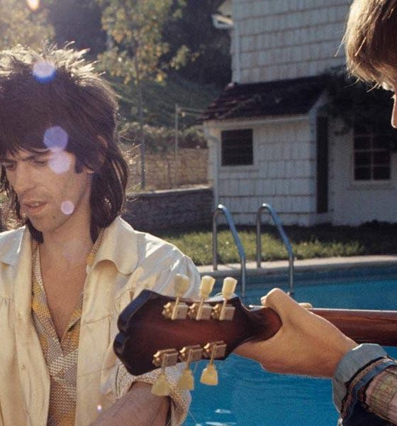 Rolling Stones Let It Bleed press shot Ethan Russell