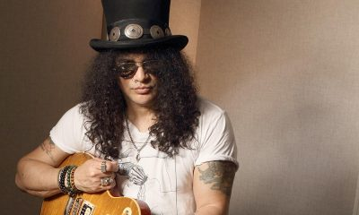 Slash 2019 approved press photo