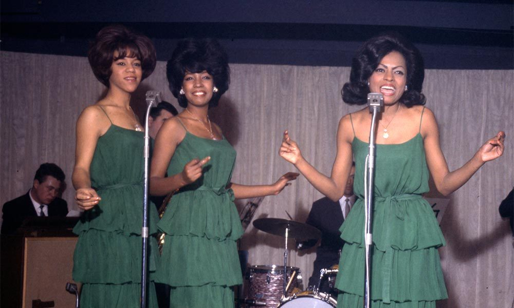 Supremes Photo: Motown/EMI Hayes Archives