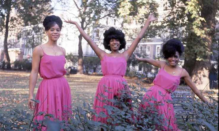 Supremes 740 Motown EMI Hayes Archives