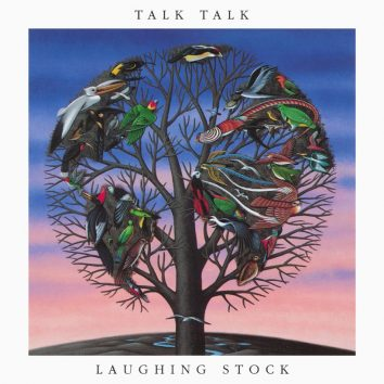 Talk Talk Laughing Stock album cover 820
