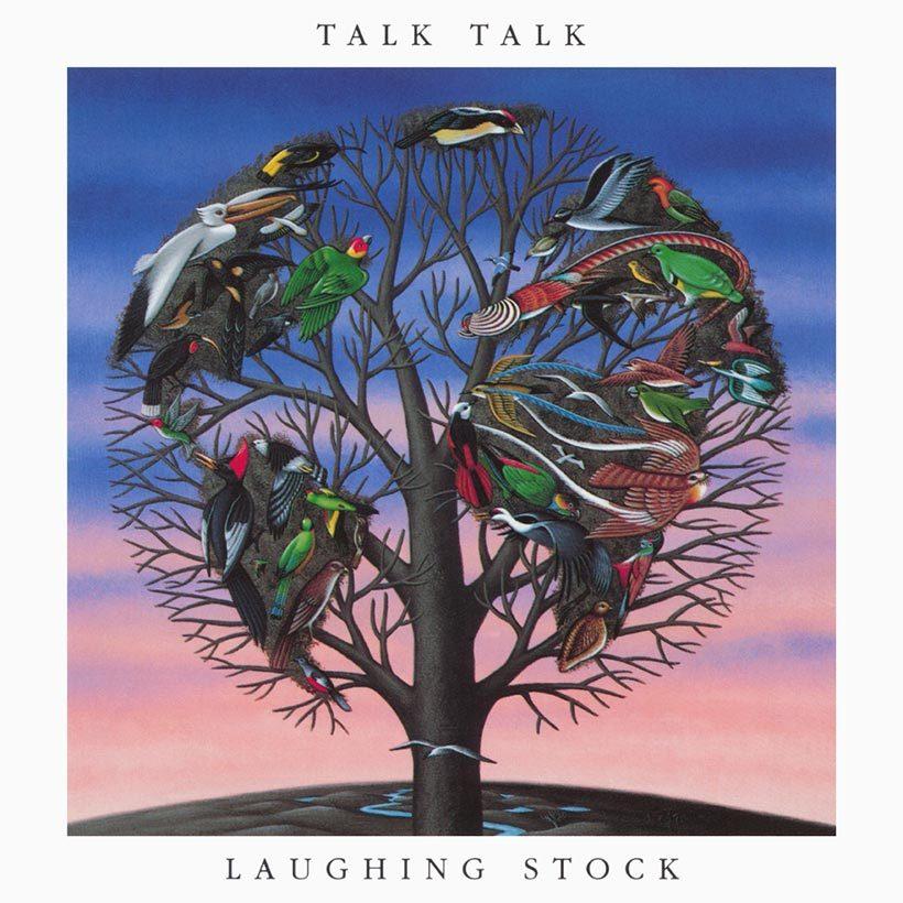 Talk Talk Laughing Stock album cover 820