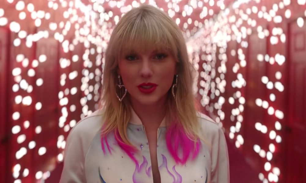 Taylor Swift Lover Music Video Youtube